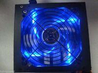775w 775 Watt 750w 750 Watt Gaming Fan Silent Atx Power Supply Sata 12v Pci-e
