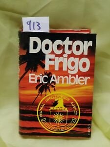 Doctor frigo Eric ambler