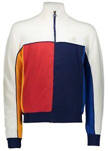 acheter en ligne d0964 3da12 Détails sur HOMME Adidas X Pharrell Williams Us Veste Ouverte Ny Ltd Br8972  Neuf XL $300
