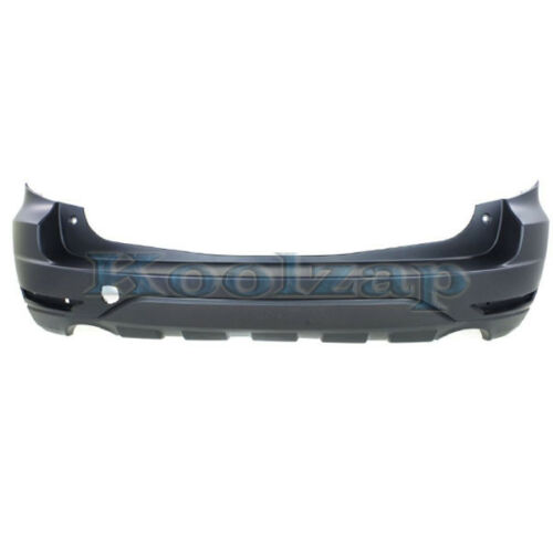 09-13 Forester Rear Bumper Cover Assembly w//Tow Hook Hole SU1100161 57704SC010