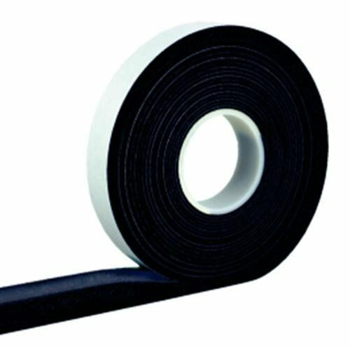 Compriband 20 8 Anthracite 4.3 m Roll Width 20 mm Expands from 8 to 40 mm Fuge