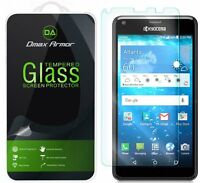 Dmax Armor® Kyocera Hydro Reach / Hydro View Tempered Glass Screen Protector