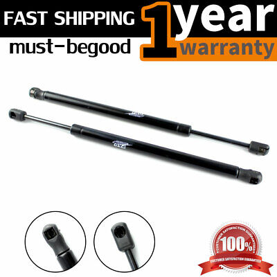 2QTY Lift Support Fit For Chevrolet Corvette 05-12 Gas Struts New Front Hood