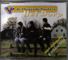 De vliegende Panters-Het Dorp cd maxi single incl videoclip