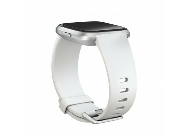 Fitbit Versa Classic Band Only White Large BRAND Shipn24hrs for sale online