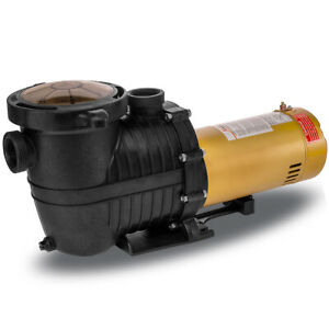 1-5HP-Inground-Swimming-Pool-Pump-Large-Strainer-115-230v-Hayward-Replacement
