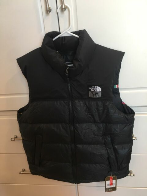 838e033c21 Men s North Face Down Vest 2018 Olympics Collection Limited Edition - Medium  NWT