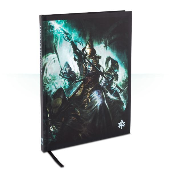 Codex craftworlds COLLECTOR'S EDITION WARHAMMER New Limited Comme neuf Eldar asuryan