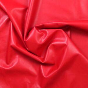 Objectif Agneau Nappa Cuir 0.7 Mm Petits Morceaux Rouge Magnifiquement Douce Lisse N248-afficher Le Titre D'origine Soulager La Chaleur Et Le Soleil