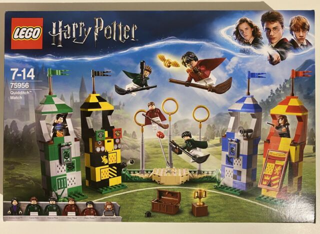 Lego Harry Potter Quidditch Match (75956)