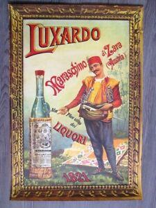 Riproduzione-poster-pubblicitario-Liquori-Maraschino-di-Zara