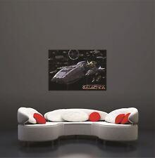 Battlestar Galactica Fleet Poster 11x17 Mini Poster 28cm x43cm