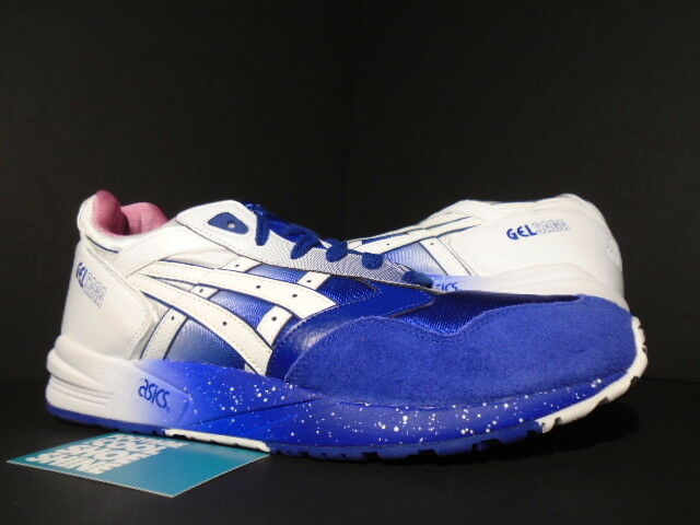 ASICS GEL SAGA LYTE EXTRA BUTTER COTTONMOUTH PURPLE WHITE PINK H32AQ-3601 DS 10