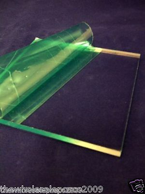 2MM 3MM 4MM 5MM 6MM 8MM 10MM 12MM & 15MM CLEAR PERSPEX ACRYLIC CUT TO SIZE SHEET