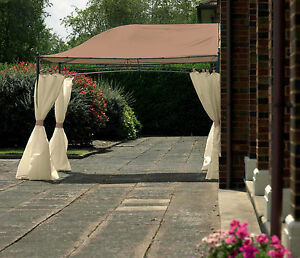 CANOPY-ONLY-for-Camelot-Regency-3m-x-3m-Patio-Awning-Patio-Gazebo-CAM0475
