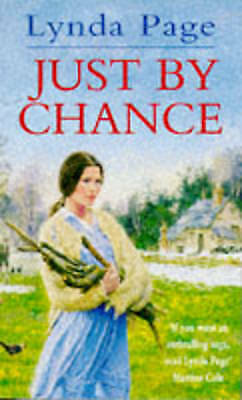 1 of 1 - Just by Chance, Lynda Page | Paperback Book | Good | 9780747248569