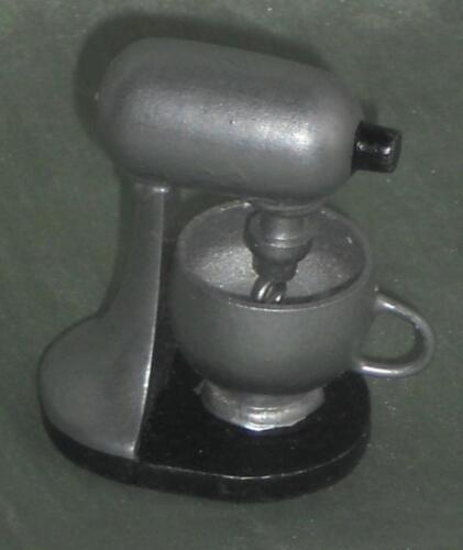 Miniatur f.d Mixer Küchenmaschine Maßstab 1:12 Puppenstube//Puppenhaus  #14#