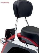 Schienalino Sissy bar Cromato Cobra per Harley Davidson Softail 2006-2013
