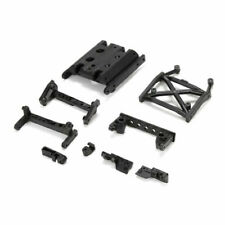 Vaterra VTR232075 Diff Cover and Diff Skid Plate Set Front Ascender Rear