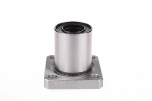 1pcs LMK12UU 12mm Square Flang Type Linear Ball Bearing 12x21x30mmQC