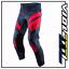 PANTALONI-GPX-4-5-INK-RED-LEATT-pantalone-enduro-cross-motocross-rosso miniatura 1