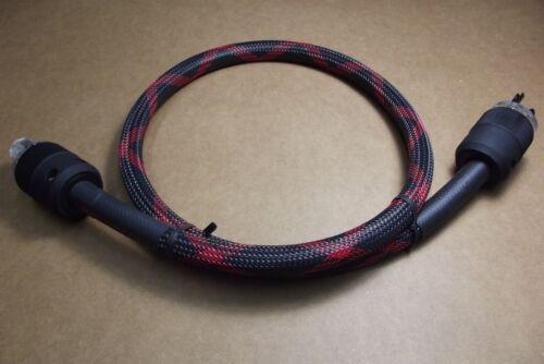 LASPADA AUDIO APOLLO II POWER CABLE 12 GAUGE 10 FT.