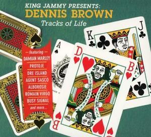 DENNIS-BROWN-TRACKS-OF-LIFE-KING-JAMMY-PRESENTS-DIGIPAK-CD-NEW