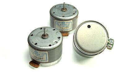 EG-510ED-9B2 MABUCHI DC MOTOR 12V CW FOR TAPE DECK 1 pcs TAPE RECORDER