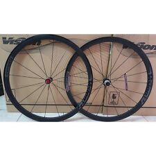 Ruote Vision Trimax 35 gray bicicletta corsa road bike wheels shimano 10/11 s