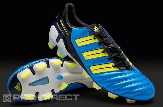 Adidas Adipower Projoator Trx Fg Azul electricidad Reino Unido 8.5 2011