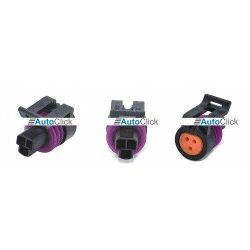 3-AC015 Delphi 12078090 conector 3-WAY Kit Inc terminales y sellos