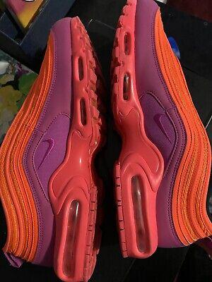 Nike Air Max Plus 97 Racer Pink Size 11 Ebay