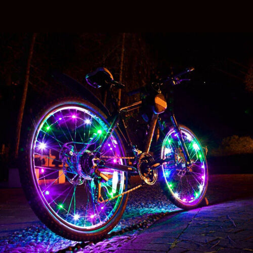 Wheel Rim Light Details about  /BIcycle Bike LED Headlight Lamp Cycling Parts Set Tail Lamp