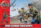 Airfix 02712 1 32 German Paratroops WWII Gmk-world Of History
