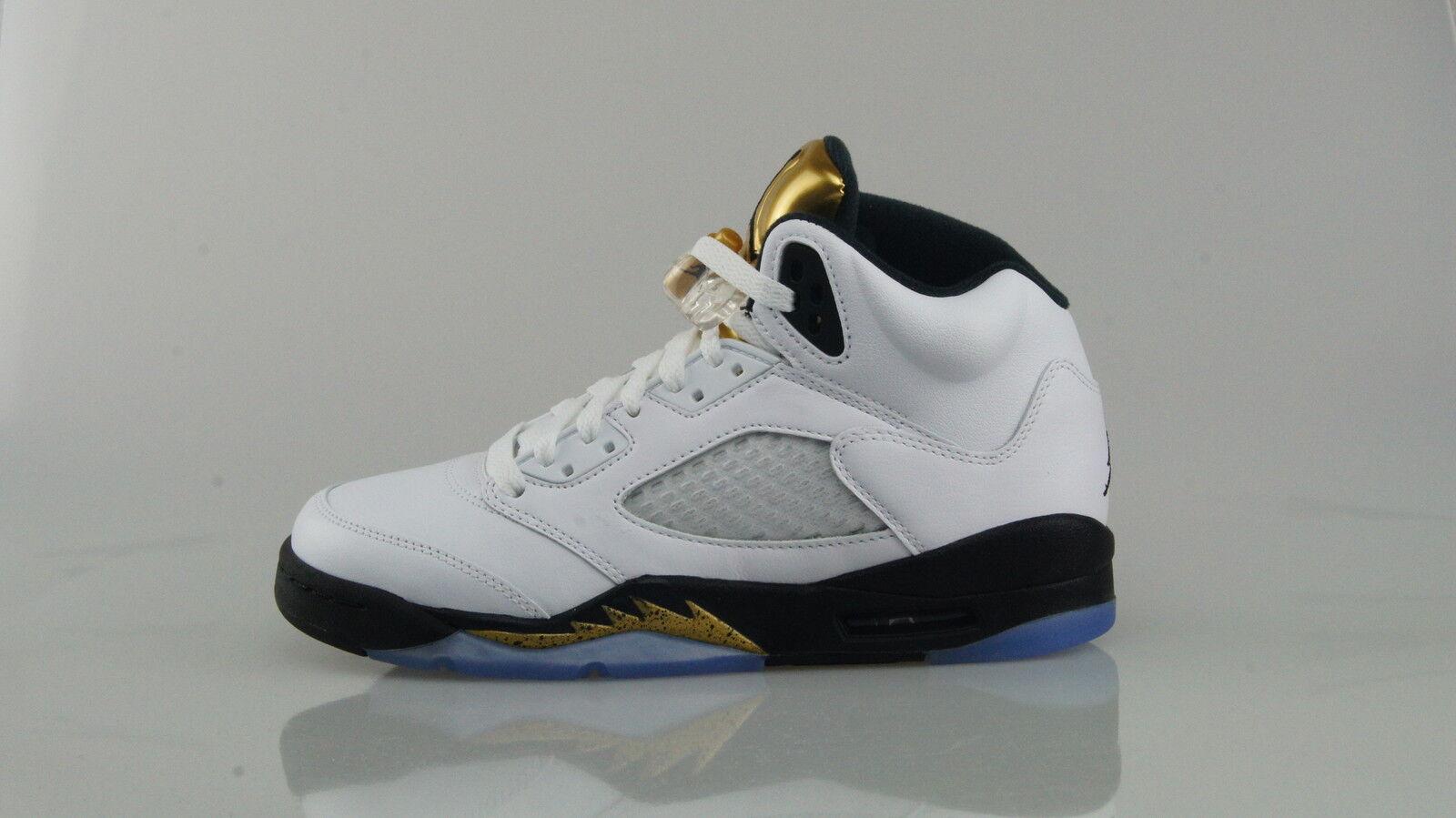 cheap for discount 7840e c2efd Nike air Jordan 5 Retro Retro Retro Größe 37,5 (5Y) 69297b