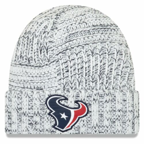 New Era Sideline 2019 Damen Strick Mütze Houston Texans