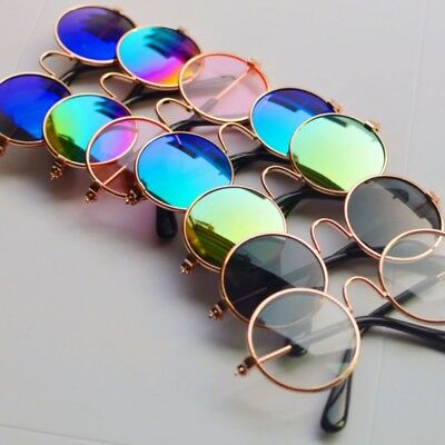 Doll Cool Glasses Pet Sunglasses For BJD Blyth American Grils Toy Photo Props Dr