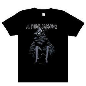 Afi film noir music punk rock t shirt xl new ebay for Film noir t shirts