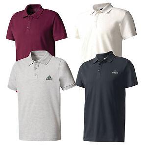 adidas-Performance-Herren-Poloshirt-Polo-Shirt-Sportshirt-Tee-T-Shirt