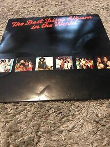 Various-Soul-amp-Funk-The-Best-Disco-In-The-World-vinyl-LP-album-record-UK