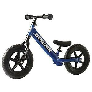 Excellent Details About Strider 12 Classic Balance Bike Blue Pdpeps Interior Chair Design Pdpepsorg
