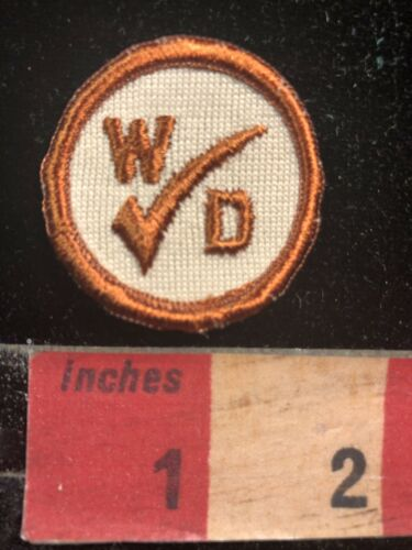 Vintage Small WINN DIXIE GROCERY STORE Advertising Patch SUPERMARKET FOOD 91A1