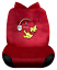 thumbnail 2 - Disney Winnie The Pooh Car Seat Cover With Headrest Rainbow Collection