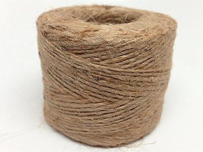 3-Ply Natural Jute Twine 10lb Ball 5000'