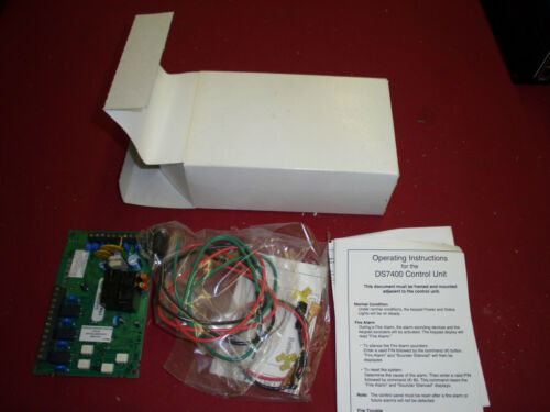 Detection Systems DS7420AT Phone Line / Bell Supervision Module - New In Box !!!