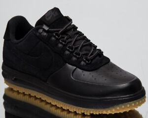 780f9fc8c0c412 Nike Lunar Force 1 Duckboot Low New Men s Lifestyle Shoes 2018 Black ...