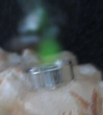 TALISMAN ring letter M SPELL win lottery number pick powerball sz 9 1/2 haunted