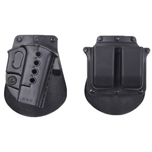 Military-RH-Paddle-Set-GL2-ND-with-6900-Double-Magazine-Holster
