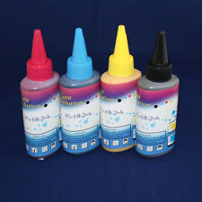 400ML Quality Pigment ink set for Canon Printer refillable cartridge & CISS