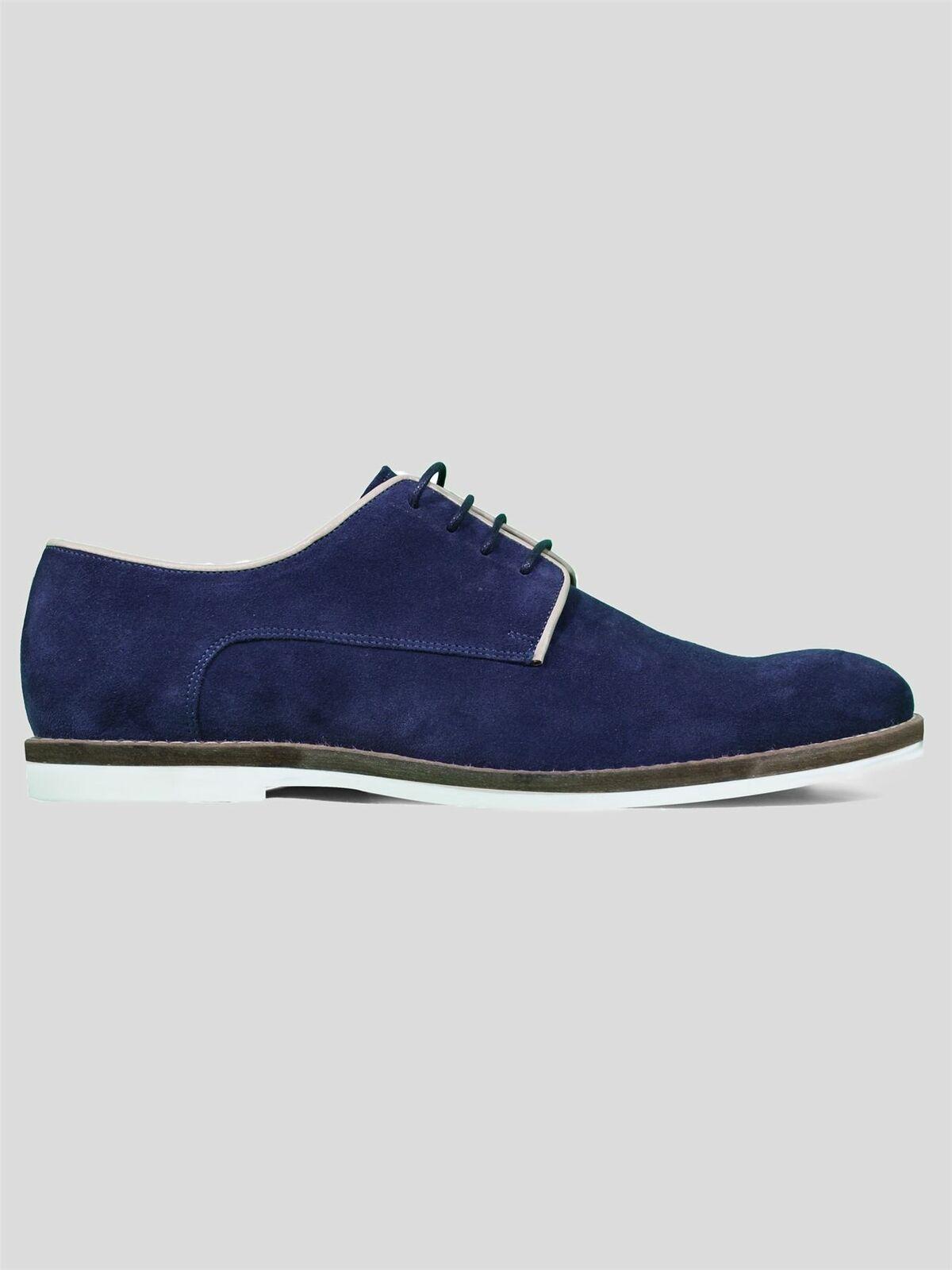 7fc5742a7f6 Luke 1977 Mens GOBI SUEDE DERBY SHOE nvrmbm21-Casual Shoes - www ...